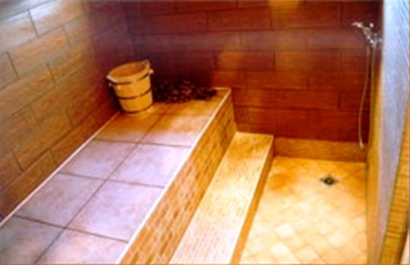 Как сделать тёплый пол в бане своими руками